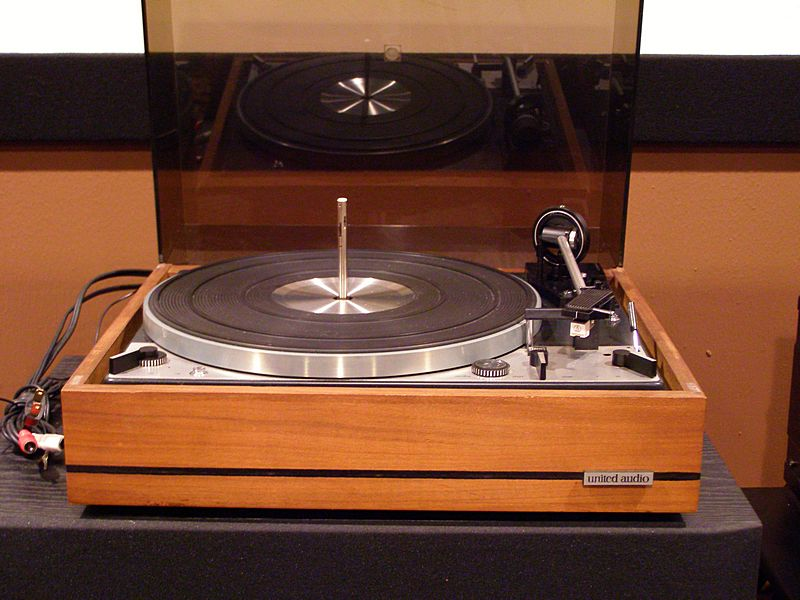 Dual 1229 Record Changer Turntable