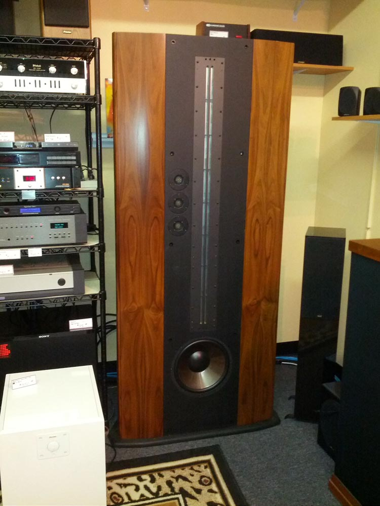 Vintage Stereo Inventory Houston Speakers