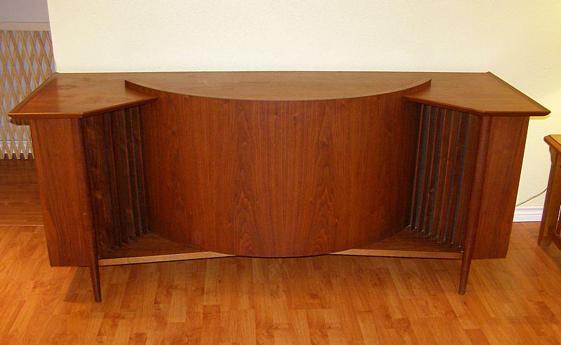 Super-rare JBL speaker cabinet called the Metregon. | Audiophile ...