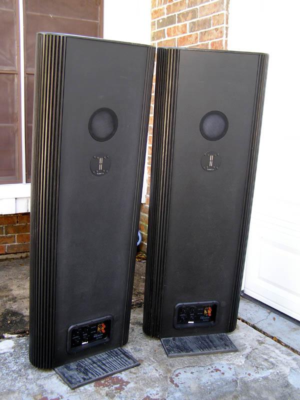 Infinity Kappa 9 Speakers