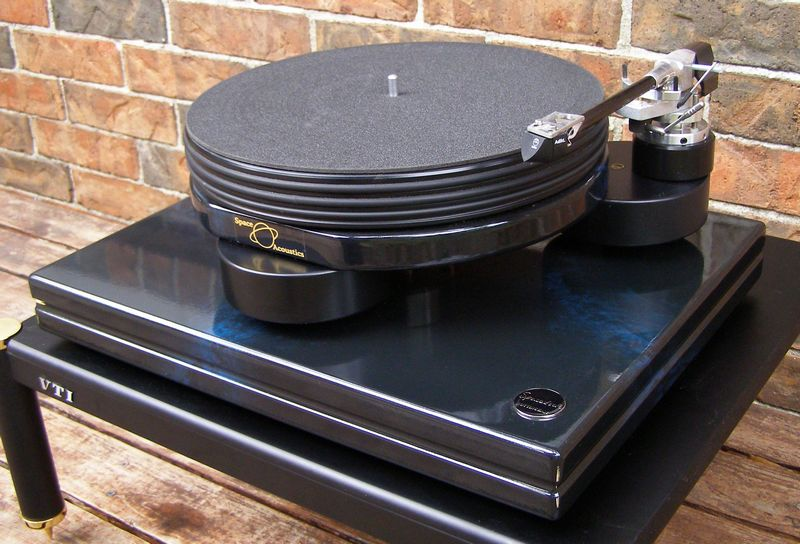 Nottingham Space Deck Turntable With Ace Space Arm And