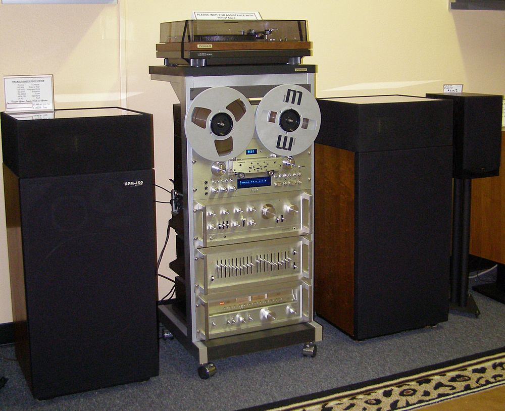 Stereo Stacks Of The 80 39 S Quotes