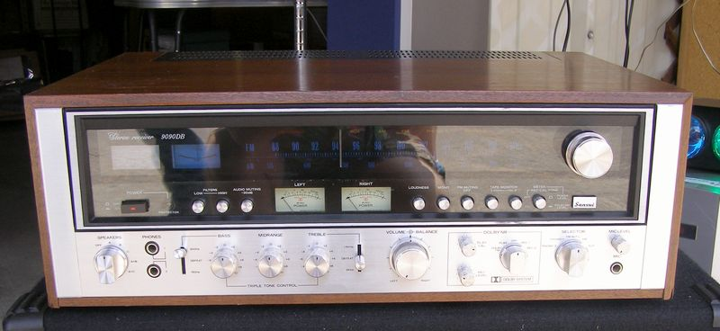 Vintage Stereo Inventory Houston - Receivers