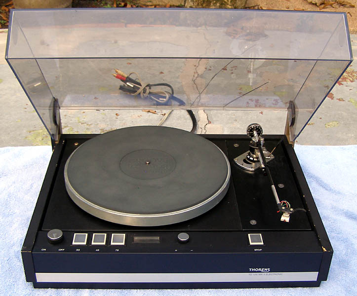 Vintage Stereo Inventory Houston - Turntables