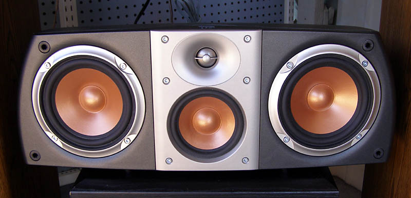 Yamaha HTR-5450 JBL Speakers